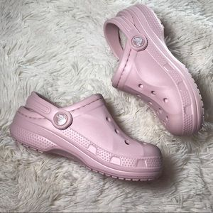 CROCS Shoes - •Crocs•  Ralen  Fuzz Lined Clog 745d2acc1